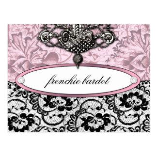 Carte Postale 311 Frenchie Budoir