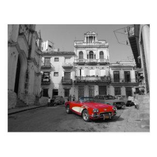 Carte postale 3 du Cuba