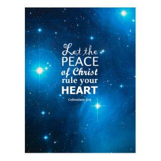 Carte Postale 3h15 de Colossians
