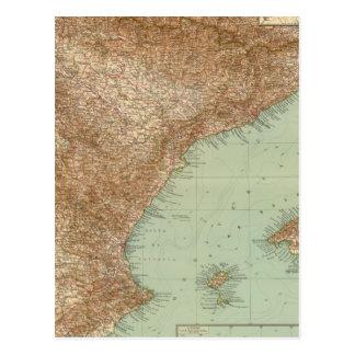 Carte Postale 4142 Espagne, Portugal, oriental