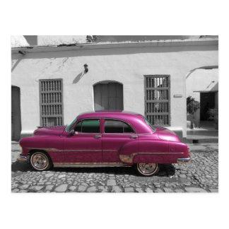 Carte postale 4 du Cuba