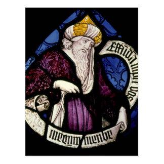 Carte Postale 52 : Rondeau du prophète Ezekiel, XVème siècle