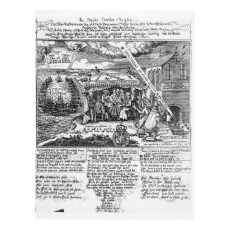 Carte Postale À Dieu, dans la mémoire de sa double délivrance