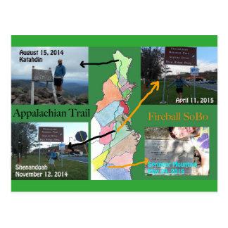 Carte Postale À l'aérolithe SoBo 2014-2015