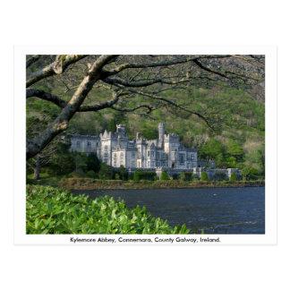Carte Postale Abbaye de Kylemore, Connemara, Cie. Galway