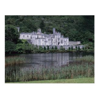 Carte Postale Abbaye de Kylemore, Connemara, comté Galway,