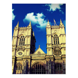 Carte Postale Abbaye de Westminster