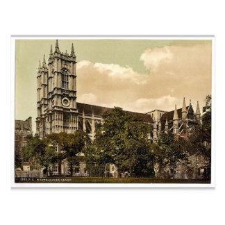 Carte Postale Abbaye de Westminster, Londres, Angleterre