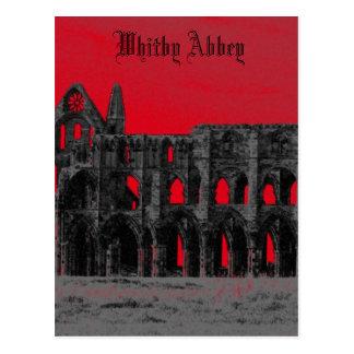 Carte Postale Abbaye de Whitby