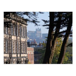 Carte Postale Abbaye de Whitby, North Yorkshire