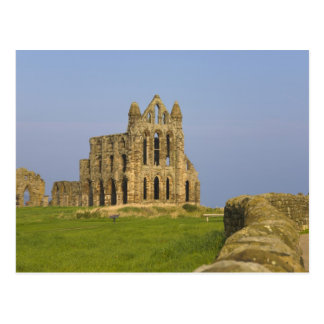 Carte Postale Abbaye de Whitby, Whitby, North Yorkshire,