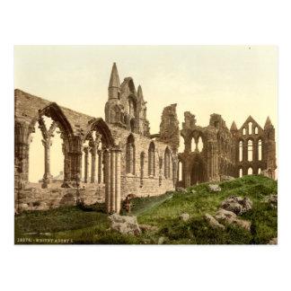 Carte Postale Abbaye I, Whitby, Yorkshire, Angleterre de Whitby