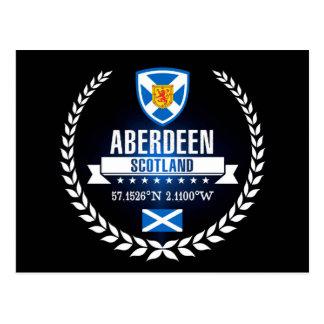 Carte Postale Aberdeen