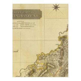 Carte Postale Aberdeen du nord, Banff