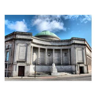 Carte Postale Aberdeen Ecosse