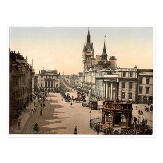 Carte Postale Aberdeen vintage - rue des syndicats
