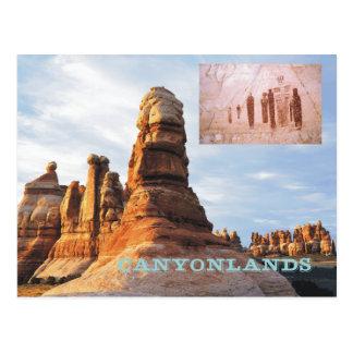 Carte Postale ABH Canyonlands