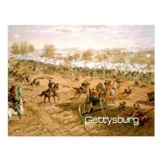 Carte Postale ABH Gettysburg