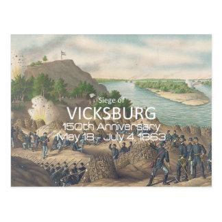 Carte Postale ABH Vicksburg