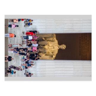 Carte Postale Abraham Lincoln