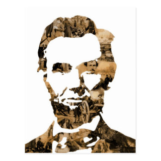 Carte Postale Abraham Lincoln