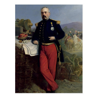 Carte Postale Achille Bazaine 1867