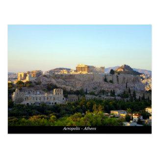 Carte Postale Acropole - Athènes