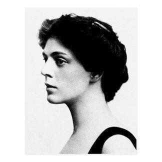 Carte Postale Actrice d'Américain d'Ethel de ~ de Barrymore