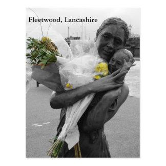"Carte Postale ""Adieu"", Fleetwood"