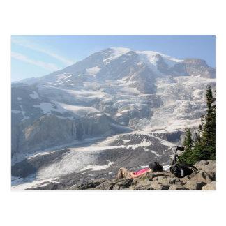 Carte Postale Admirer le mont Rainier, Seattle