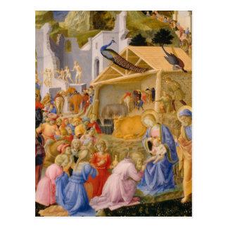 Carte Postale Adoration des Magi