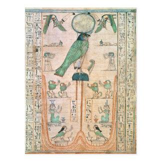 Carte Postale Adoration du Soleil Levant