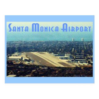 Carte Postale Aéroport de Santa Monica