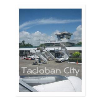 Carte Postale Aéroport de Tacloban