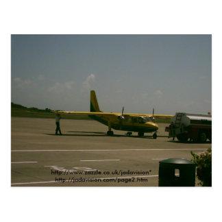 Carte Postale Aéroport du Grenada