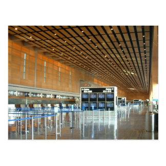 Carte Postale Aéroport international de Logan