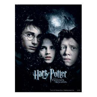Carte Postale Affiche de film de Harry Potter