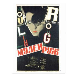 Carte Postale Affiches de propagande d'Union Soviétique de