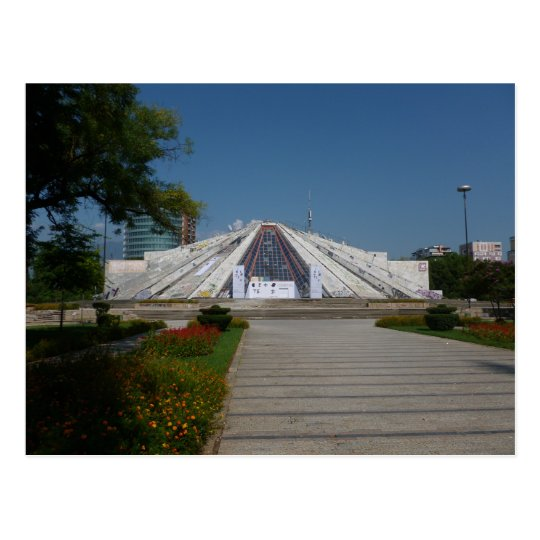 Carte Postale Albania - Tirana - The Pyramid