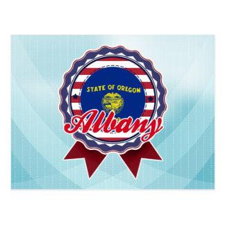 Carte Postale Albany, OU