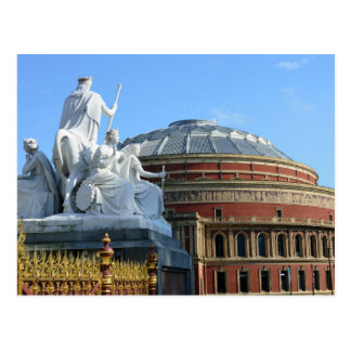 Carte Postale Albert royal Hall Londres
