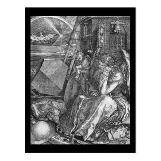 Carte Postale Albrecht Durer Melencolia I