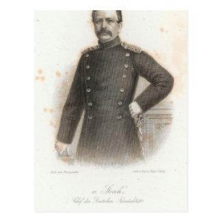 Carte Postale Albrecht von Stosch