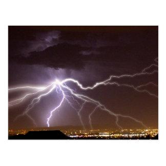Carte Postale Albuquerque Hellstorm