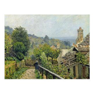 Carte Postale Alfred Sisley | Louveciennes, les tailles à