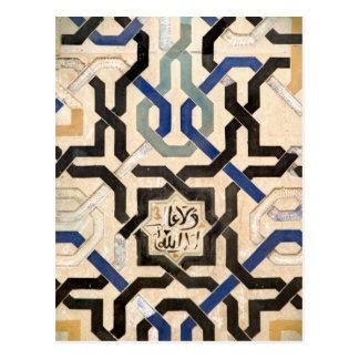 Carte Postale Alhambra, Espagne