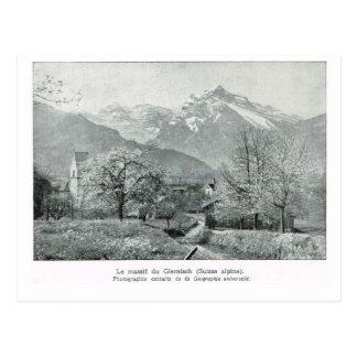Carte Postale Alpin suisse, Glenisch
