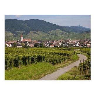 Carte Postale Alsace, France