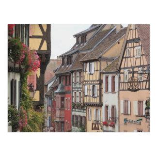 Carte Postale Alsace, France 8