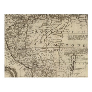 Carte Postale Amazone au Pérou